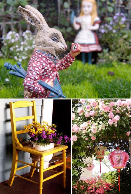 Creative gardening ideas - PAPAYA!