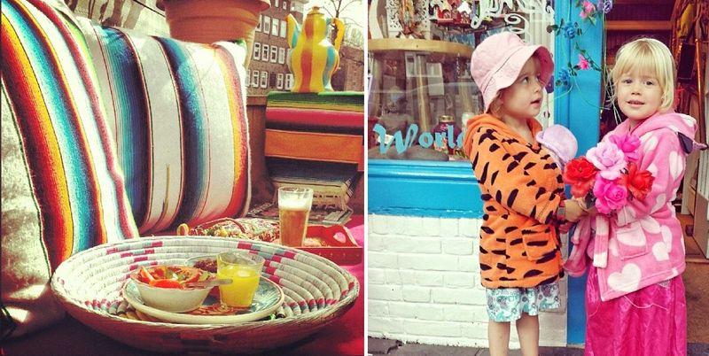 Papaya in Amsterdam 3