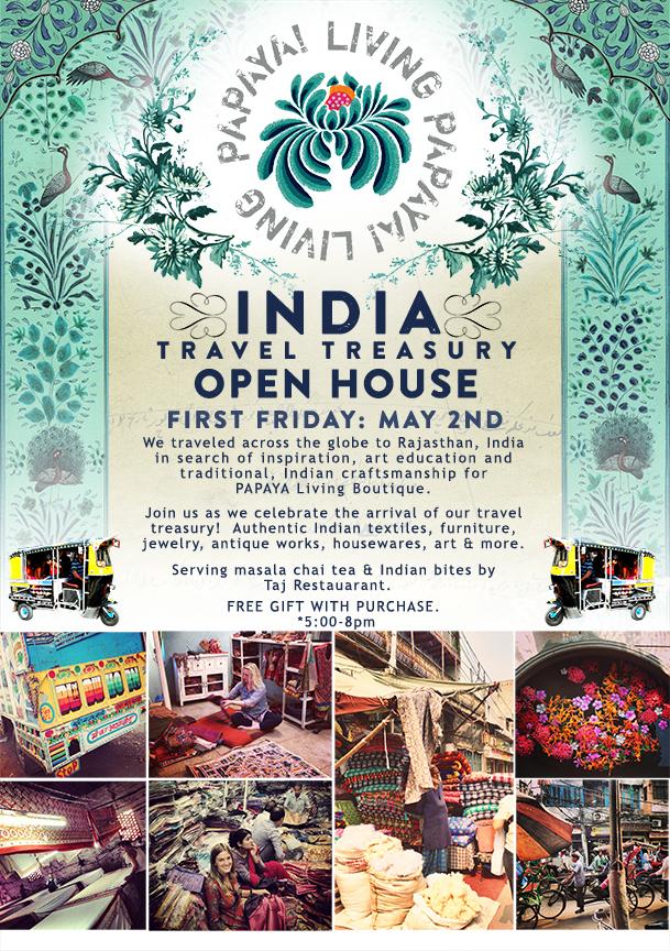 Papayaliving india open house