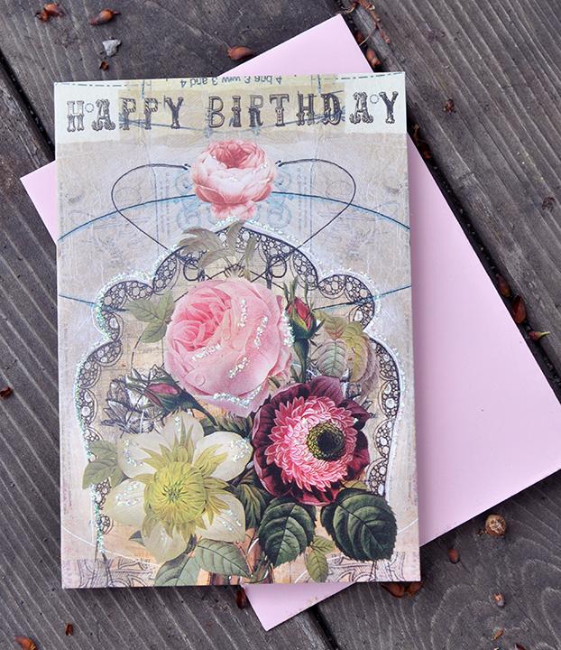 Happy birthday by PAPAYA