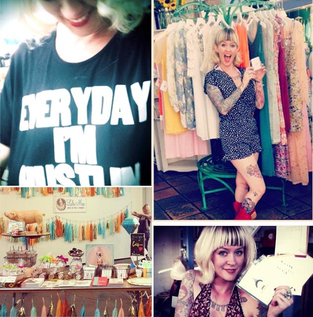 Lula Mae boutique - PAPAYA blog