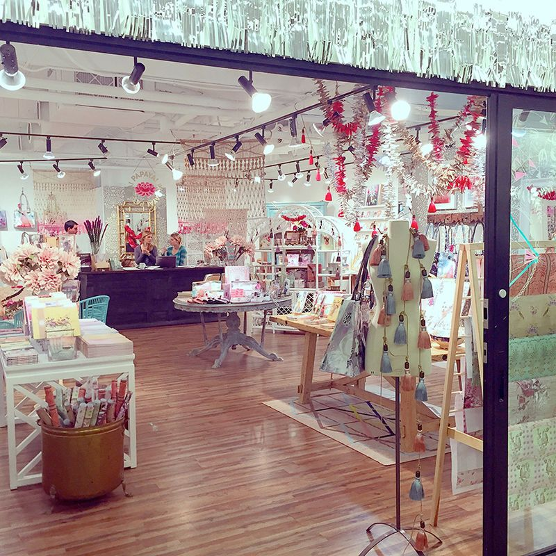 PAPAYA atlanta showroom 2015