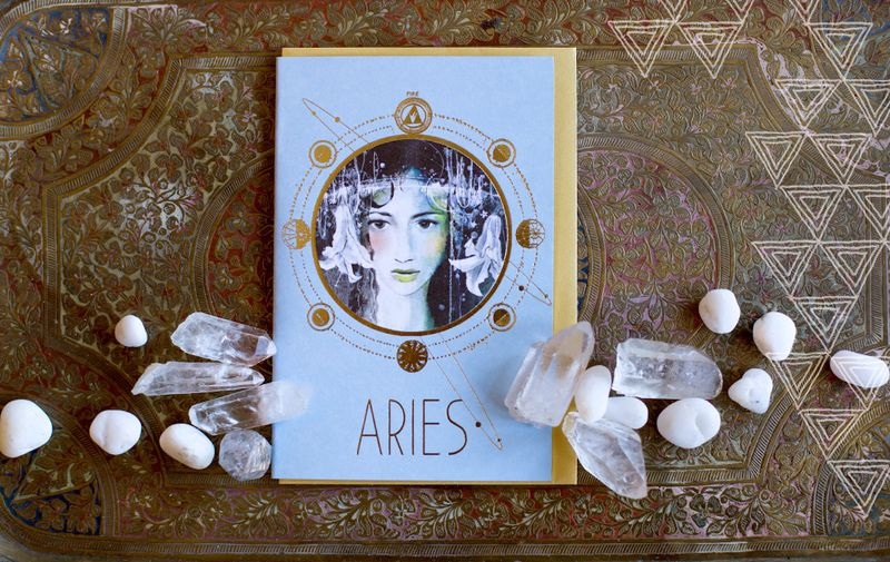 Aries by PAPAYA