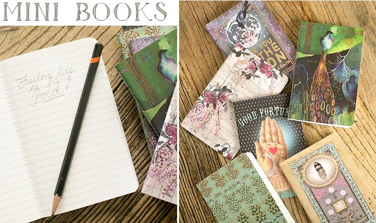 Mini books by papaya 2