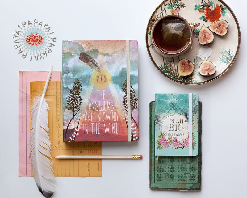 2015 Planners by PAPAYA